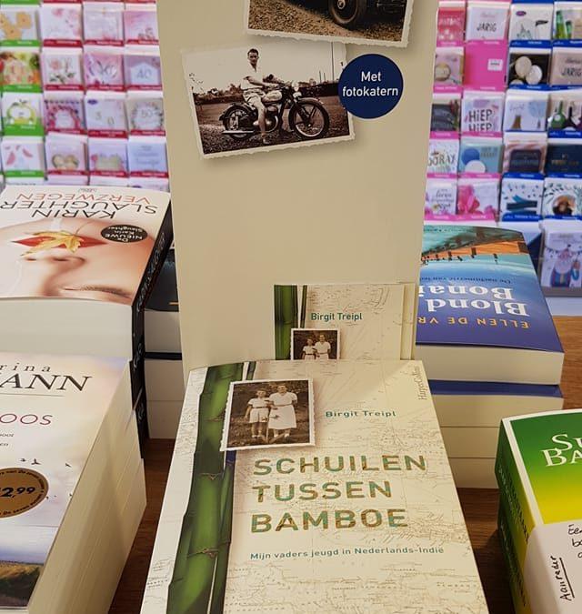 Book tour in Nederland in september